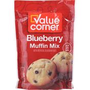Value Corner Muffin Mix, Blueberry