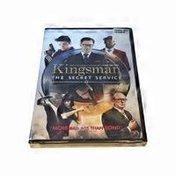 David Kingsman The Secret Service DVD