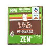 Licks Zen Calming Aid Anti-Aggression Remedy for Cats