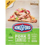 Kingsford Seasoned Pork Carnitas