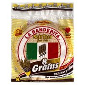 La Banderita Tortillas, Soft Taco, 8 Grains