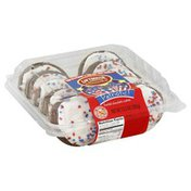 Lofthouse Cookies, Patriotic! Frosted Chocolate