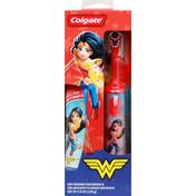 Colgate Toothbrush, Wonder Woman