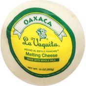 La Vaquita Cheese, Melting, Oaxaca