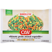 Birds Eye C&W Ultimate Petite Mixed Vegetables®