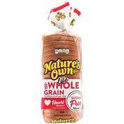 Nature's Own Life Sugar Free 100% Whole Grain Bread