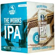 Golden Road Brewing The Works IPA
