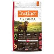 Instinct Original Real Beef Recipe Grain-Free Dry Dog Food