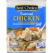 Best Choice Soup, Chicken, Traditional