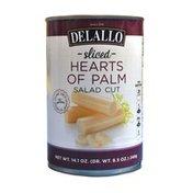 DeLallo Sliced Hearts of Palm Salad Cut