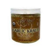 Gold Mine Kraut Garlic