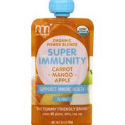 nurturme Super Immunity, Organic, Carrot + Mango + Apple