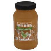 Lassonde Bone Broth, Chicken, Roasted Asparagus