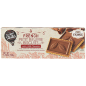 Culinary Tours French Petit Beurre Biscuits With Milk Chocolate