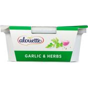 Alouette Soft Spreadable Cheese, Garlic & Herbs