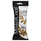 Mistercorn Roasted Corn, Classic, Lightly Salted