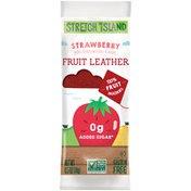 Stretch Island Fruit Co. Fruit Strip, Summer Strawberry