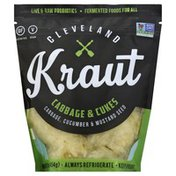 Cleveland Kraut Cabbage & Cukes