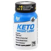 Bpi Keto Weight Loss, Capsules