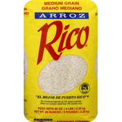 Rico's Rice, Medium Grain