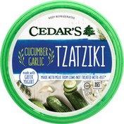 Cedar's Foods Cucumber Garlic Tzatziki