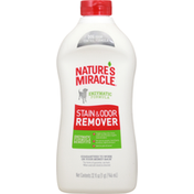 Nature's Miracle Stain & Odor Remover, Enzymatic Formula