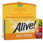 Nature's Way Alive!® Daily Energy Multivitamin