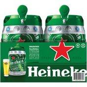 Heineken DraughtKeg Lager Beer