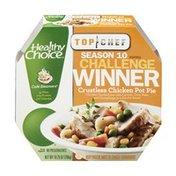 Healthy Choice Cafe Steamers Crustless Chicken Pot Pie