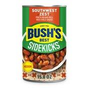 Bush's Best Sidekicks Southwest Zest Pinto Beans