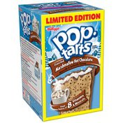 Kellogg's Pop-Tarts Frosted Marshmallow Hot Chocolate Limited Edition Toaster Pastries