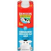 Horizon Organic 2% Reduced Fat UHT Milk