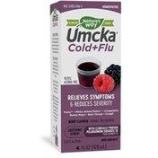 Nature's Way Umcka® Cold+Flu Syrup