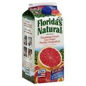Florida's Natural Grapefruit Juice, Calcium, Ruby Red