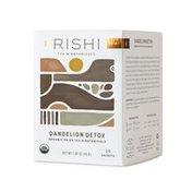 Rishi Tea Dandelion Detox Organic Pu'er Tea & Botanicals Sachets