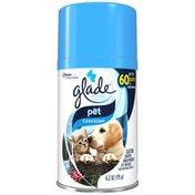 Glade Clean Scent Pet Spray Air Freshener