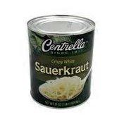 Centrella Crisp White Sauerkraut