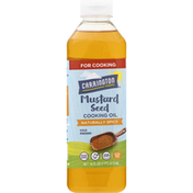 Carrington Farms Cooking Oil, Mustard Seed