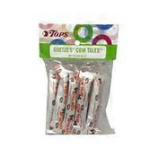 Tops Cowtails Candy in Peg Bag