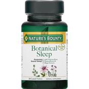 Nature's Bounty Botanical Sleep, Coated Tablets