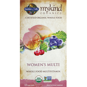 Garden of Life Multi, Women's, Vegan Tablets