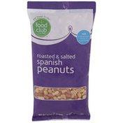 Food Club Roasted & Salted Spanish Peanuts