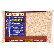Conchita Brown Rice, Natural Extra Long Grain