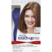 Nice 'n Easy Permanent Color, Matches Light Brown Shades 6