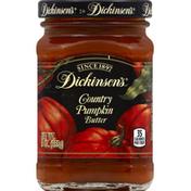Dickinson's Pumpkin Butter, Country