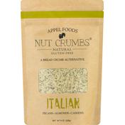 Nut Crumbs Nut Crumbs, Italian
