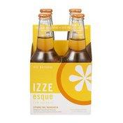 Izze Esque Sparkling Mandarin - 4 CT