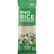Lotus Foods Rice Noodles, Pho, Traditional