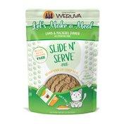 Weruva Slide N' Serve Paté, Let's Make a Meal Lamb and Mackerel Dinner