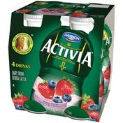 Activia Dairy Drink, Mixed Berry